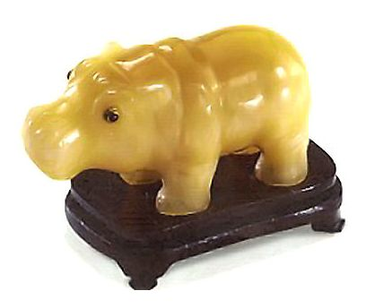 Golden Hippo
