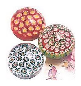 Set of Party Paperweights