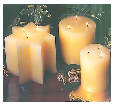 Sunrise Holiday Candles