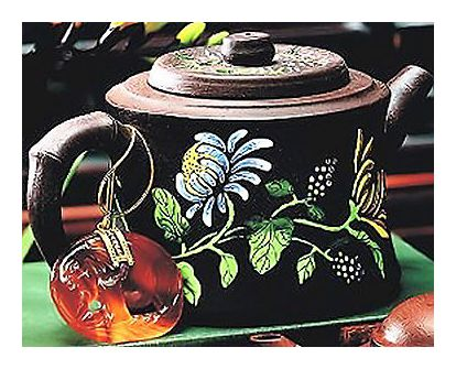 Harvest Tea Pot - Large