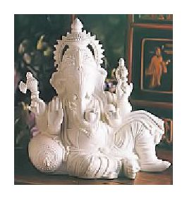 God of Wisdom Ganesha Statue