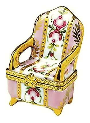 Queen Anne Chair Box