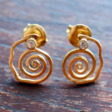 Sinú Spiral Earrings