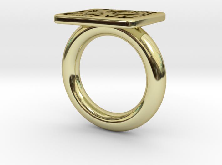 Ring of Priest Sienamun - Gold