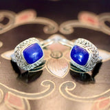 14k Cotswold Lapis Earrings