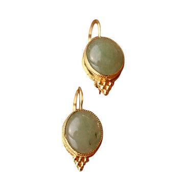 Aventurine Rendezvous Earrings