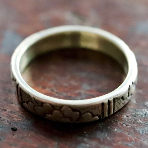 Vintage Laurel Burch Foundry Ring