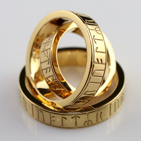 Kingmoor Ring - Gold