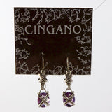 Naughty Amethyst Earrings