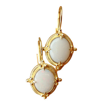 Aurelian Opal Earrings