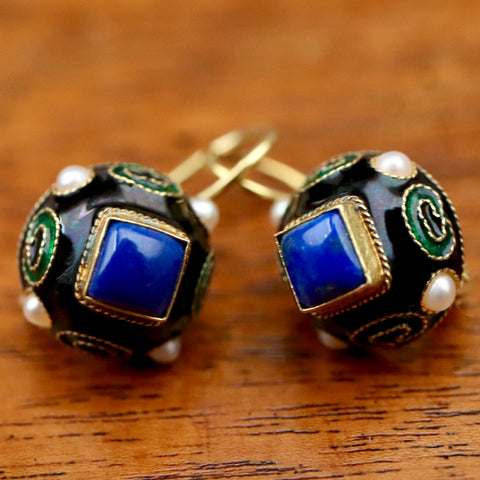Columbus Earrings