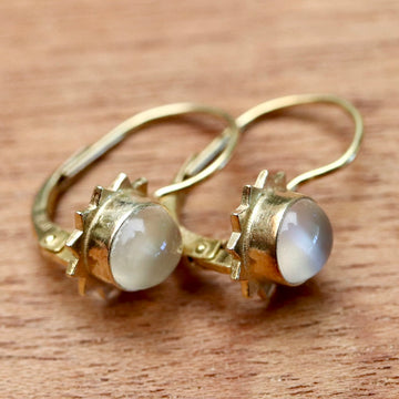 Rapture Moonstone Earrings