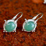 Umbria Aventurine Earrings