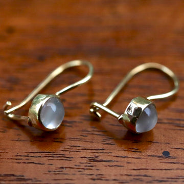 Isadora Moonstone Earrings