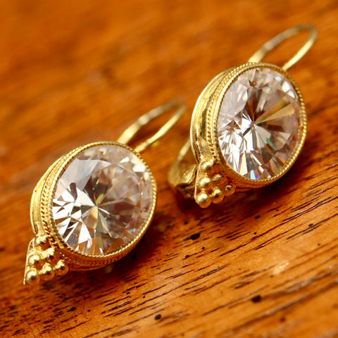 Rendezvous Cubic Zirconia Earrings