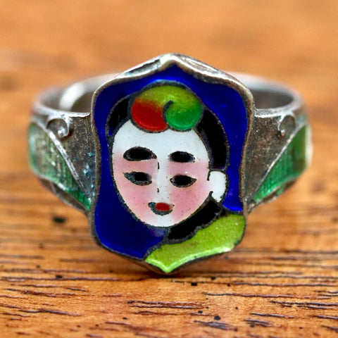 Antique Qing Dynasty Rings