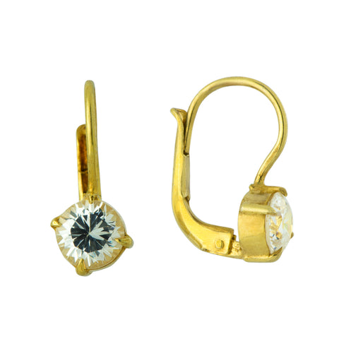 Club Ritz CZ Earrings