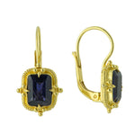 Gladiatress Iolite Earrings