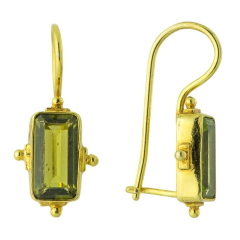 Peridot Cabaret Earrings