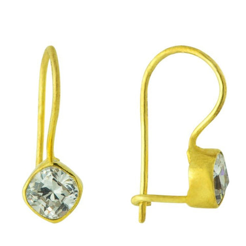 Nossiter Cubic Zirconia Earrings