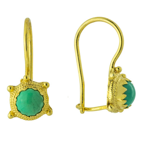 Kore Turquoise Earrings