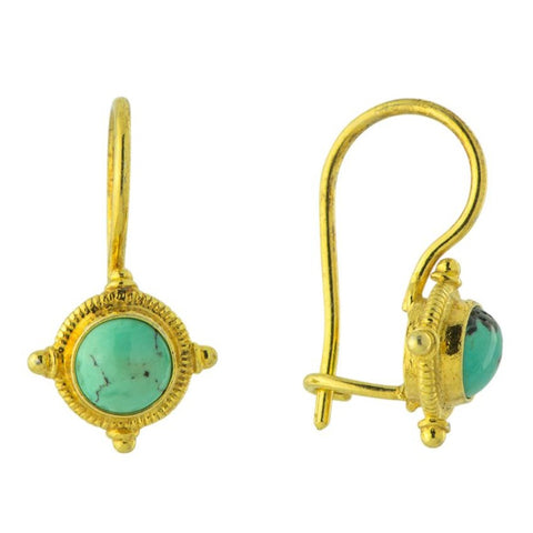 Chichester Turquoise Earrings