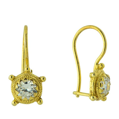Kore Cubic Zirconia Earrings