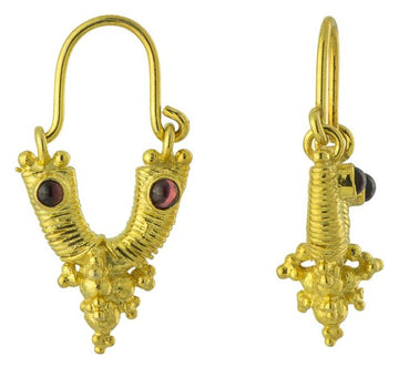 Bacchus Vine Earrings