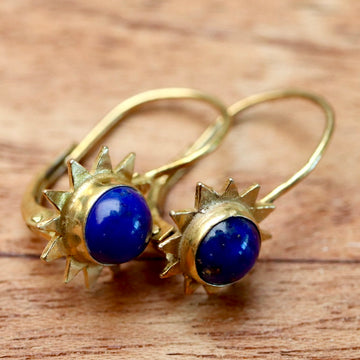 Lapis Lazuli Rapture Earrings