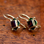 Black Forest Earrings