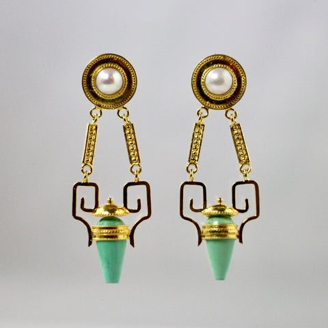 Nijinsky Earrings