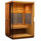 Sunlighten mPulse bELIEVE 2 Person Full-Spectrum Infrared Sauna