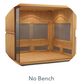 Sunlighten ADA Compliant Community Solo Carbon Infrared Sauna