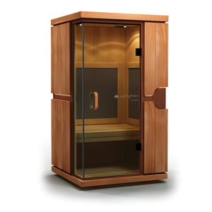 Sunlighten mPulse aSPIRE 1-2 Person Full-Spectrum Infrared Sauna