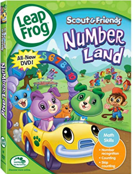 Leap Frog Numberland