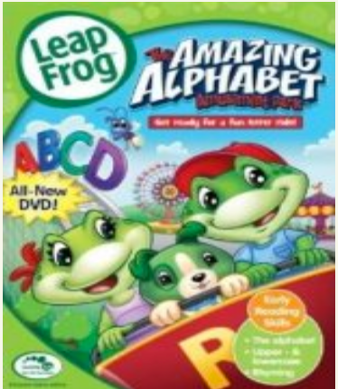 LEAP FROG AMAZING ALPHABET