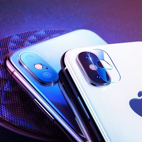 Baseus Back Camera Lens Tempered Glass For iPhone Xs Xs Max Camera Lens Protector Glass Film For iPhone Xs Xs Max 2018 9H Glass