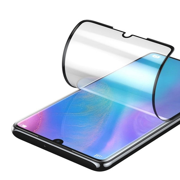 Baseus 2pcs 0.15mm Screen Protector For Huawei P30 Pro Soft Protective Front Film For Huawei P30 Pro Full Coverage Ultra Thin