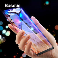 Baseus 0.3mm Thin Full Coverage Protective Glass For Xiaomi 8 8 SE Screen Protector 3D Surface Tempered Glass For Xiaomi 8