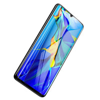 Baseus Full Coverage Protective Glass For Huawei P30 Screen Protector 0.3mm Ultra Thin Tempered Glass For Huawei P30 Front Film