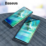 Baseus 2pcs 0.15mm Ultra Thin Screen Protector For Huawei Mate 20 Pro Soft Film Full Coverage Explosion Proof Protective Film