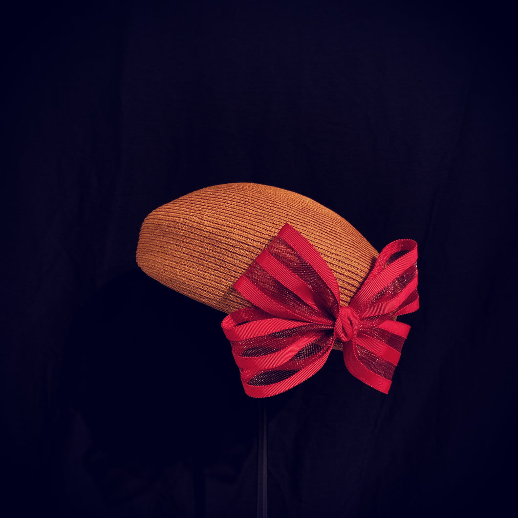 Border ribbon Beret