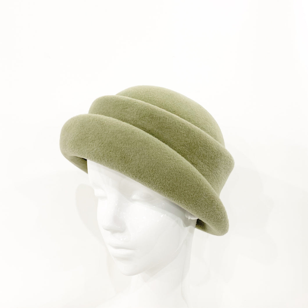 Obser hat rabbit fur felt