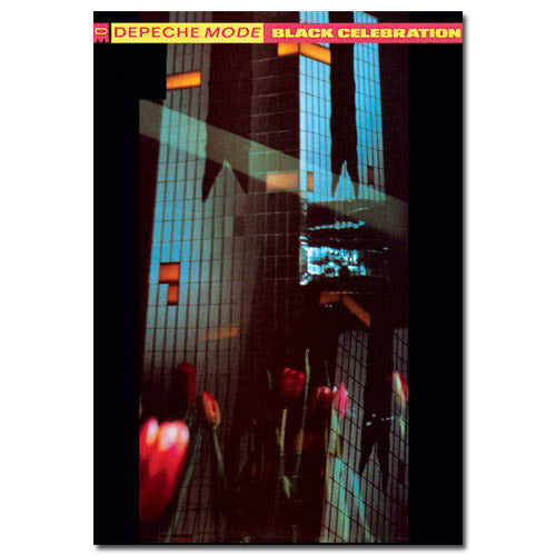Black Celebration Limited Edition Lithograph