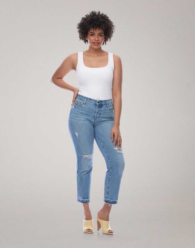 JEANS CHLOÉ COUPE DROITE / Daydream