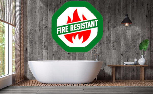 How To Make Your Bathroom Fire-Resistant