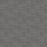 Vox Motivo Modern Décor Graphite Small Tile (4 Pack)