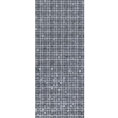 One Large Roman Mosaic Shower Wall Panel