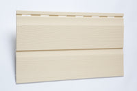 Cream Sand 333mm External Embossed Cladding UPVC - Floors To Walls