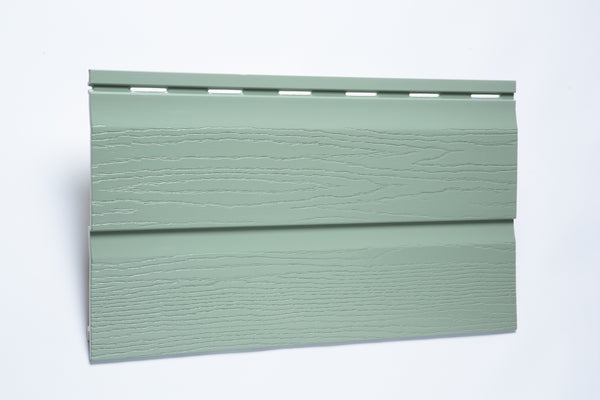 Chartwell Green 333mm External Embossed Cladding UPVC - Floors To Walls